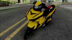 Yamaha Y15ZR V2 Sniper Kuning