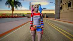 Harley Quinn Fortnite для GTA San Andreas