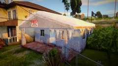 Winter Gang House 3 для GTA San Andreas