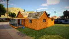 Новый дом в Эль-Кебрадос для GTA San Andreas