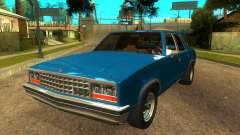 Chevrolet Malibu 1983 для GTA San Andreas
