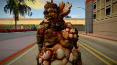Inf bloater Boss - The Last of Us для GTA San Andreas