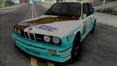 BMW M3 E30 1988 X Cactus Jack для GTA San Andreas