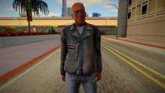 The Lost MC Biker V1 для GTA San Andreas