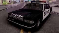 Beta Premier Police SF (Final) для GTA San Andreas