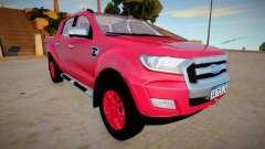 Ford Ranger Limited 2016 v1 для GTA San Andreas