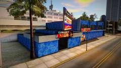 LS Frankys Garage для GTA San Andreas