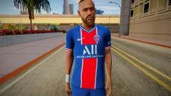 Neymar для GTA San Andreas