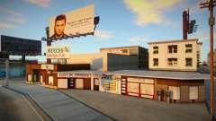 New Barber and Tattoo Shops 2021 для GTA San Andreas