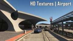 HD Textures - Airport для GTA 4