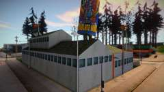 Montgomery Chocolate Factory для GTA San Andreas