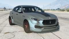Maserati Levante Novitec Tridente Esteso (M161) 2017〡add-on v1.1 для GTA 5