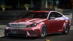 Mercedes-Benz C63 SP Tuning для GTA 4