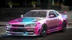 Nissan Skyline PSI Drift L10 для GTA 4