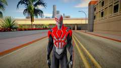 Spider-Man White Suit 2099 PS4 для GTA San Andreas