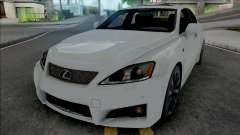 Lexus IS F from NFS Shift 2