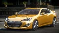 Hyundai Genesis GST Drift для GTA 4