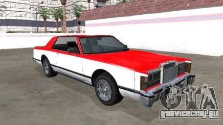Virgo Continental Targa Version 2 для GTA San Andreas