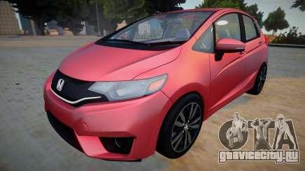 Honda Fit 2015 для GTA San Andreas