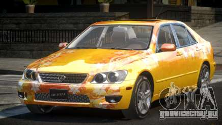 Lexus IS300 SP-R L8 для GTA 4