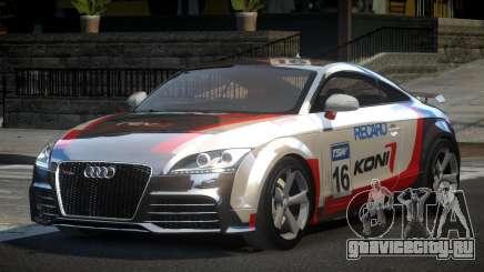 Audi TT PSI Racing L5 для GTA 4