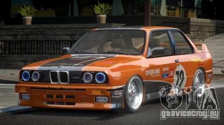 BMW M3 E30 BS Drift L5 для GTA 4