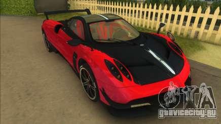 Pagani Huayra BC для GTA Vice City