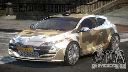 Renault Megane PSI-R PJ4 для GTA 4