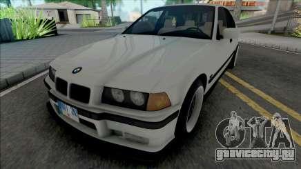 BMW 3-er E36 Sedan для GTA San Andreas