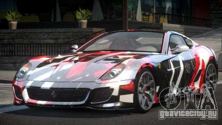 Ferrari 599 GTO BS L2 для GTA 4