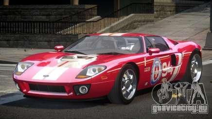 Ford GT1000 PSI L3 для GTA 4