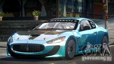 Maserati GranTurismo SP-R PJ1 для GTA 4