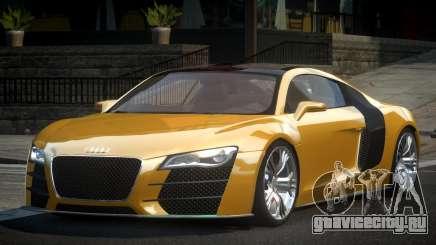 Audi R8 LMS V1.1 для GTA 4