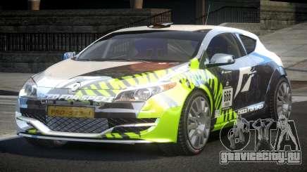 Renault Megane PSI-R PJ7 для GTA 4