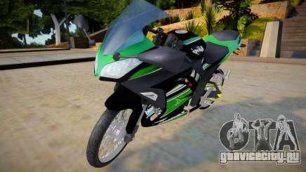 Kawasaki Ninja 250 Jari2 для GTA San Andreas