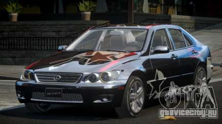 Lexus IS300 SP-R L3 для GTA 4