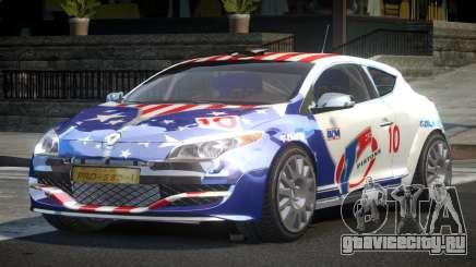 Renault Megane PSI-R PJ3 для GTA 4