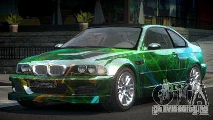 BMW M3 E46 GST-R L6 для GTA 4