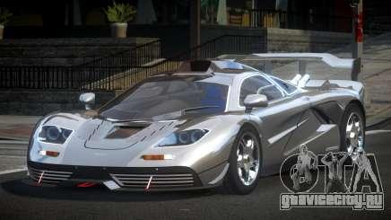 McLaren F1 GST-R для GTA 4