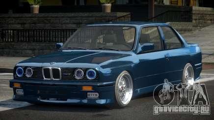 BMW M3 E30 BS Drift для GTA 4