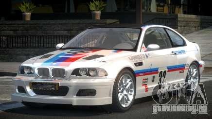 BMW M3 E46 GST-R L3 для GTA 4