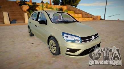 VW Gol Trend G8 для GTA San Andreas