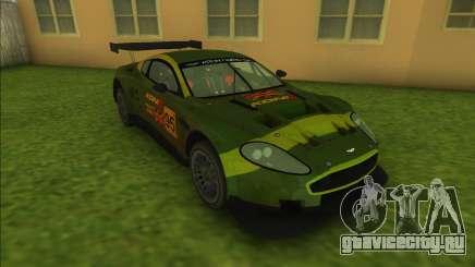 Aston Martin DBR9 для GTA Vice City