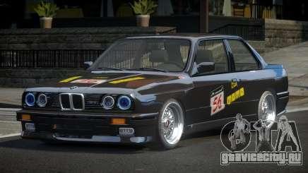 BMW M3 E30 BS Drift L9 для GTA 4