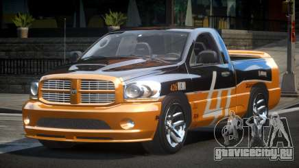 Dodge Ram U-Style L1 для GTA 4