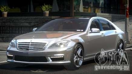 Mercedes-Benz S65 GST-R для GTA 4