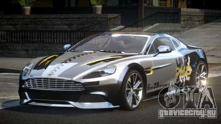Aston Martin Vanquish E-Style L5 для GTA 4