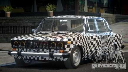 VAZ 2106 GS-R L2 для GTA 4