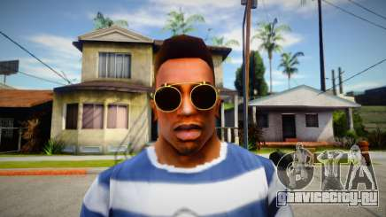Glasses for CJ 2019 для GTA San Andreas
