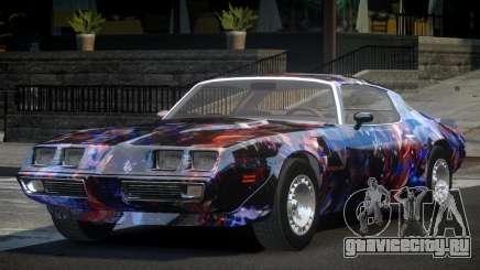 Pontiac TransAm 80S L1 для GTA 4